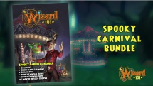 The Spooky Carnival Bundle for Wizard101 - thumb