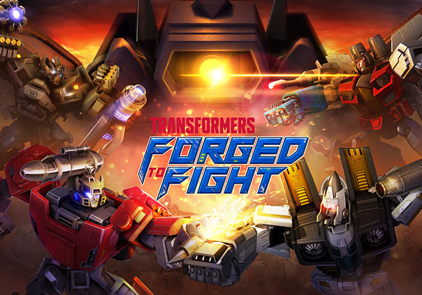 Transformers Forged To Fight Game Profile Banner