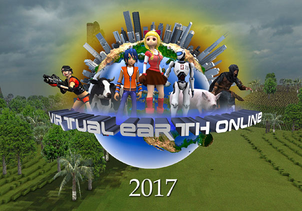 Virtual Earth Online Game Profile Banner