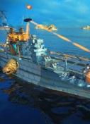 World of Warships Halloween Event - Main Thumbnail