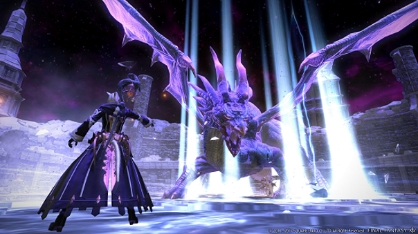 FFXIV Legend Returns - Main Image