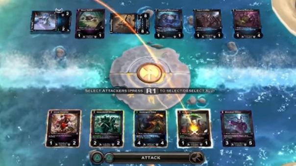 Hex Card Clash - Main Image