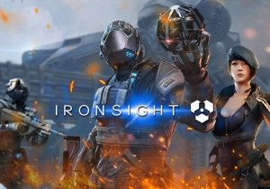 Ironsight Game Profile Image