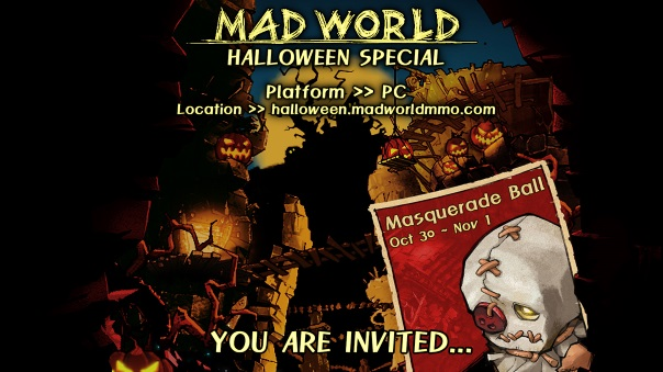 MadWorld_Invitation - Main Image