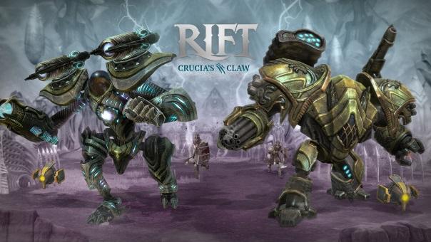 Rift 4.3 Crucia's Claw - Main Image
