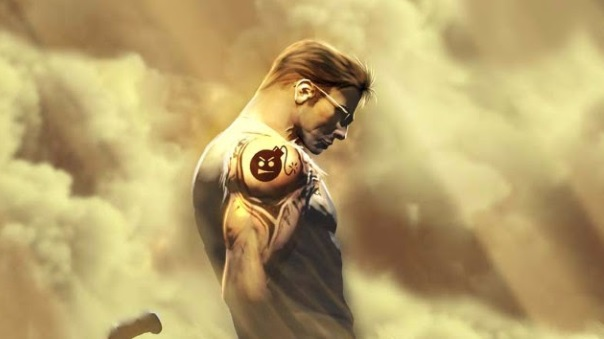 Serious Sam joins Wild Buster - Main Image