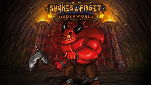 Shakes & Fidget - Underworld - Main Image
