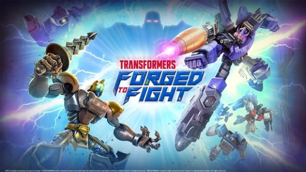 Transformers Forged to Fight News - Main Image
