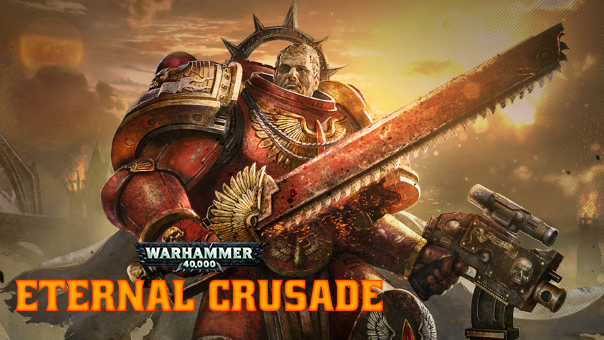 Warhammer 40K Eternal Crusade Worskhop Interview Header