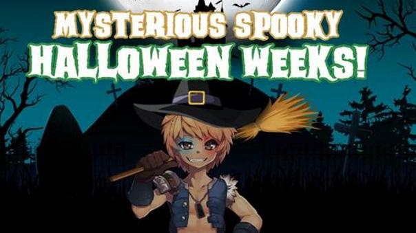 Webzen Halloween - Main Image