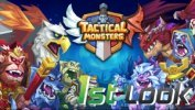 Colt takes a first look at Tactical Monsters Rumble Arena