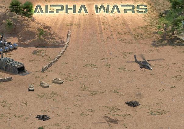 Alpha Wars Game Profile Image