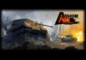 Armor Age Game Profile Banner