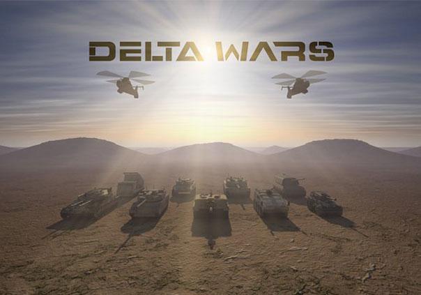 Delta Wars Game Profile Banner