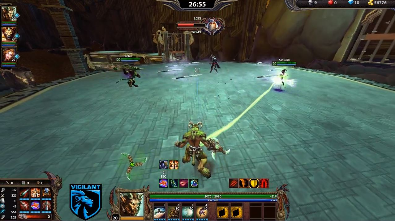 Helping Hand: SMITE RPG - Nightmare