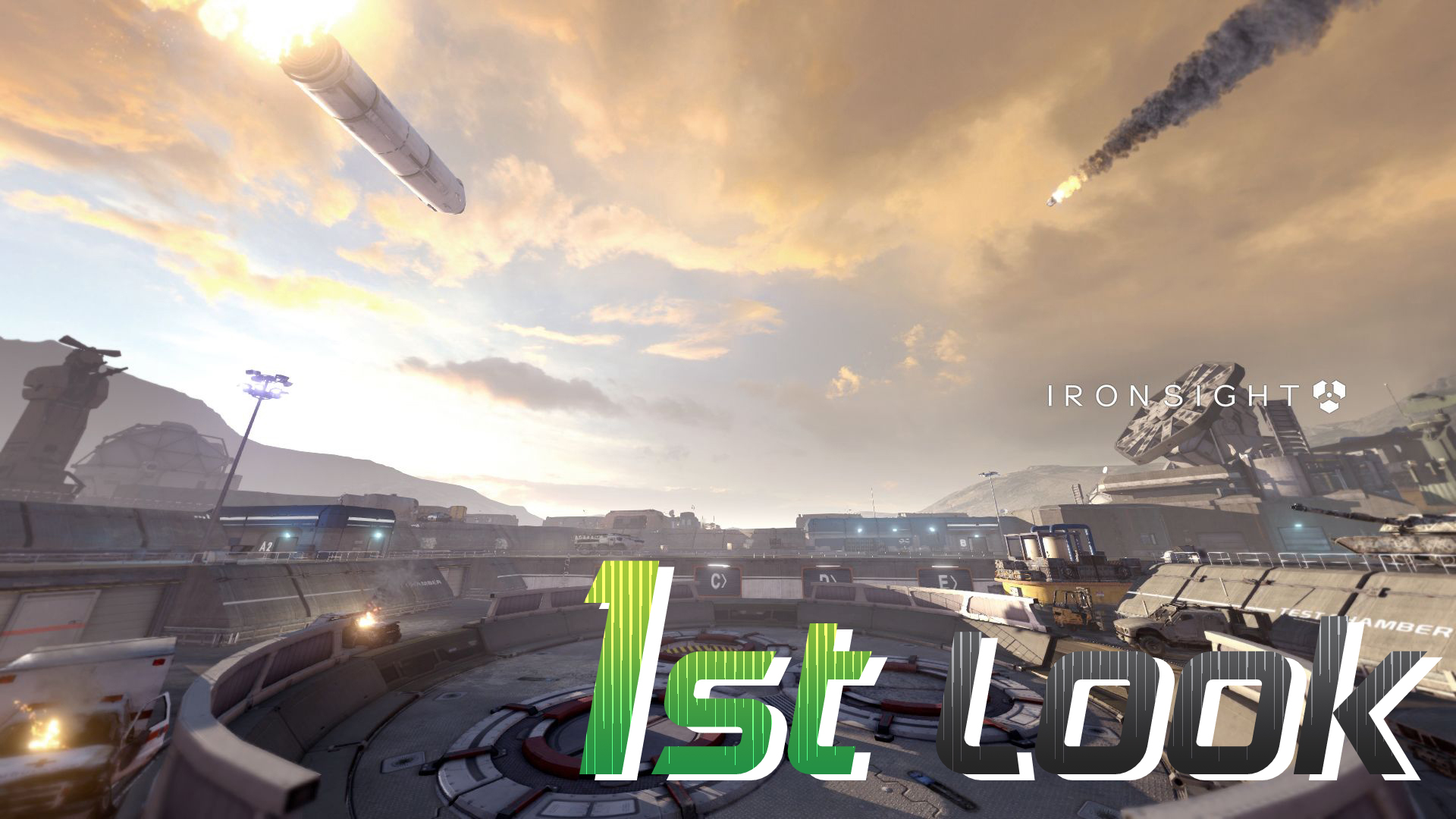 Colt takes a first look at Ironsight