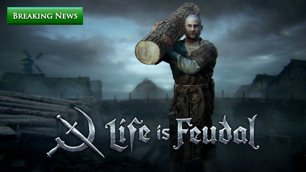 Life is Feudal MMO OBT Interview Header