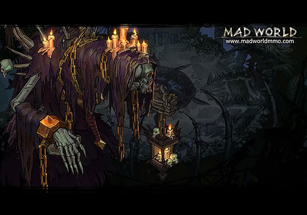 Mad World Game Profile Banner