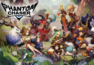 Phantom Chaser Game Profile Banner