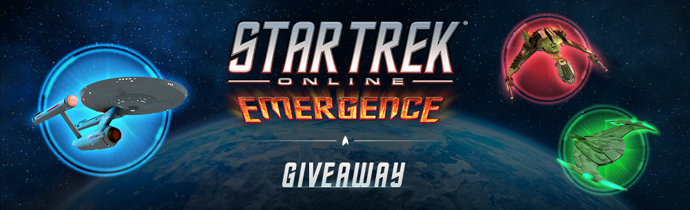 STO Emergence Console Giveaway Wide Banner