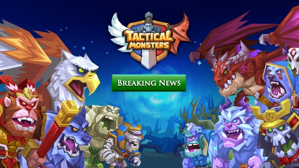 Tactical Monsters Interview Header