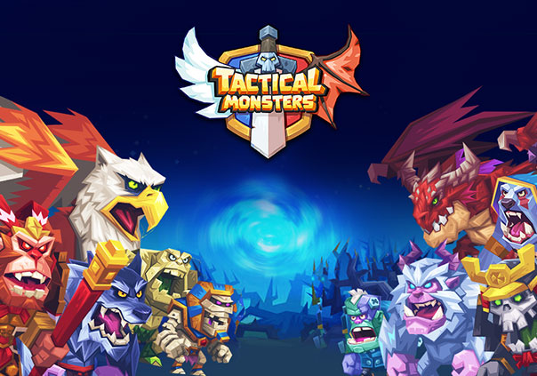 Tactical Monsters Main Image