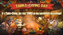 Tanks Giving Holiday - Tactical Monsters Rumble Arena - thumbnail