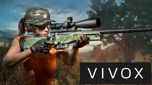 Vivox Interview PUBG Header Image