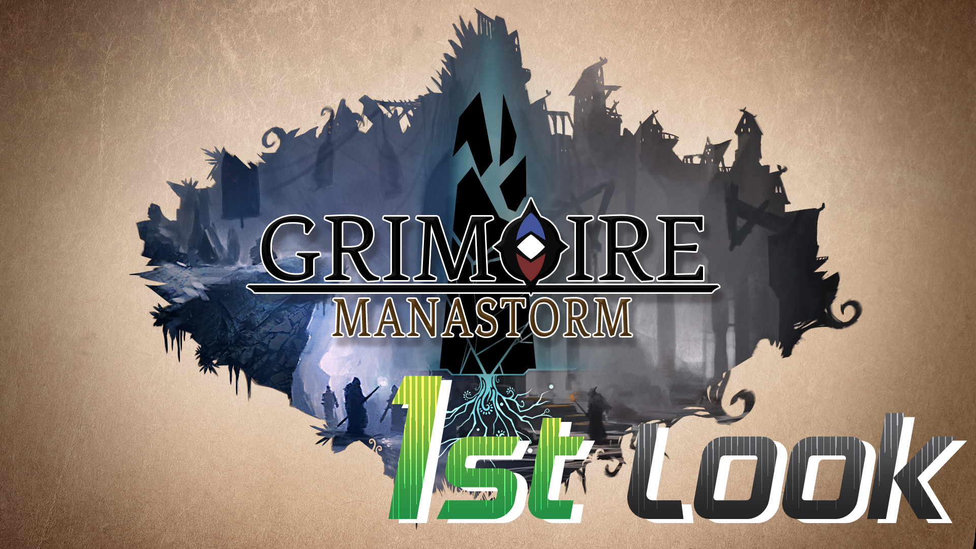 Colt takes a first look at Grimoire: Manastorm