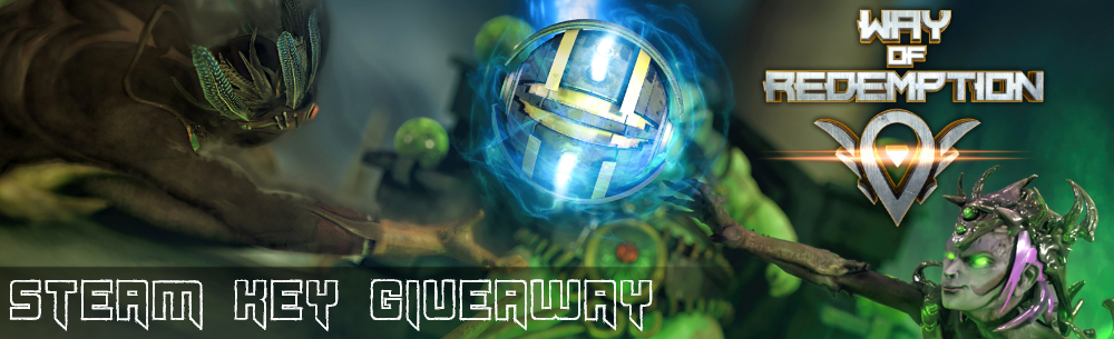Way of Redemption Steam Key Giveaway Wide Banner