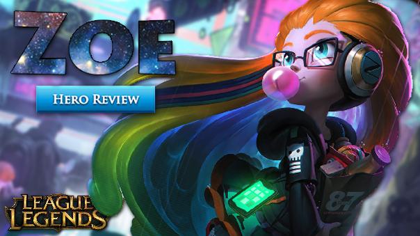 Zoe Champion Review Main Image