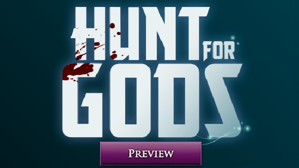 Hunt for Gods Preview Main Image