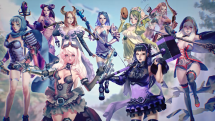 Crystal Maidens Trailer thumbnail