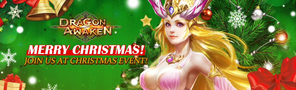 Dragon Awaken Christmas Giveaway Wide Banner
