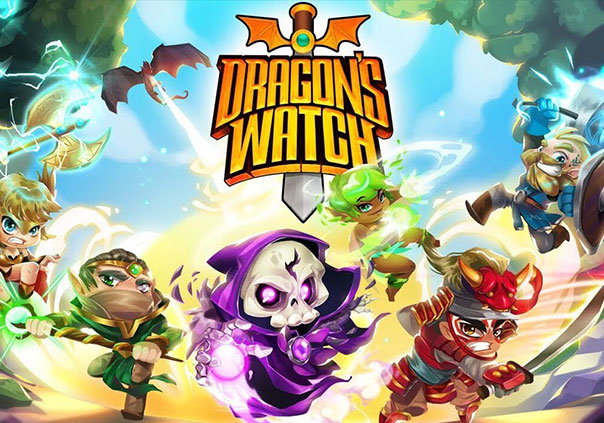 Dragon's Watch RPG Game Main Image