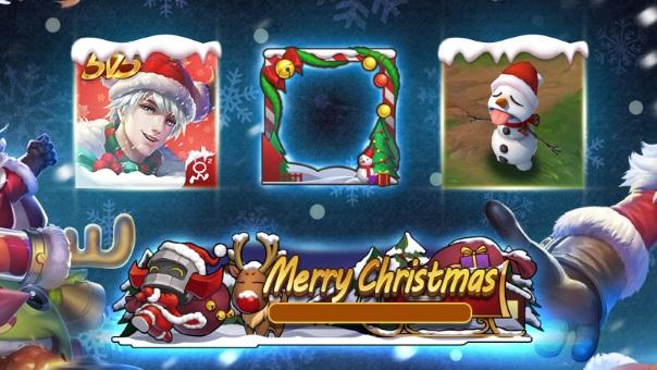 Heroes Evolved News -Christmas Image