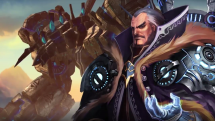 Kritika Online Titans Rage Thumbnail