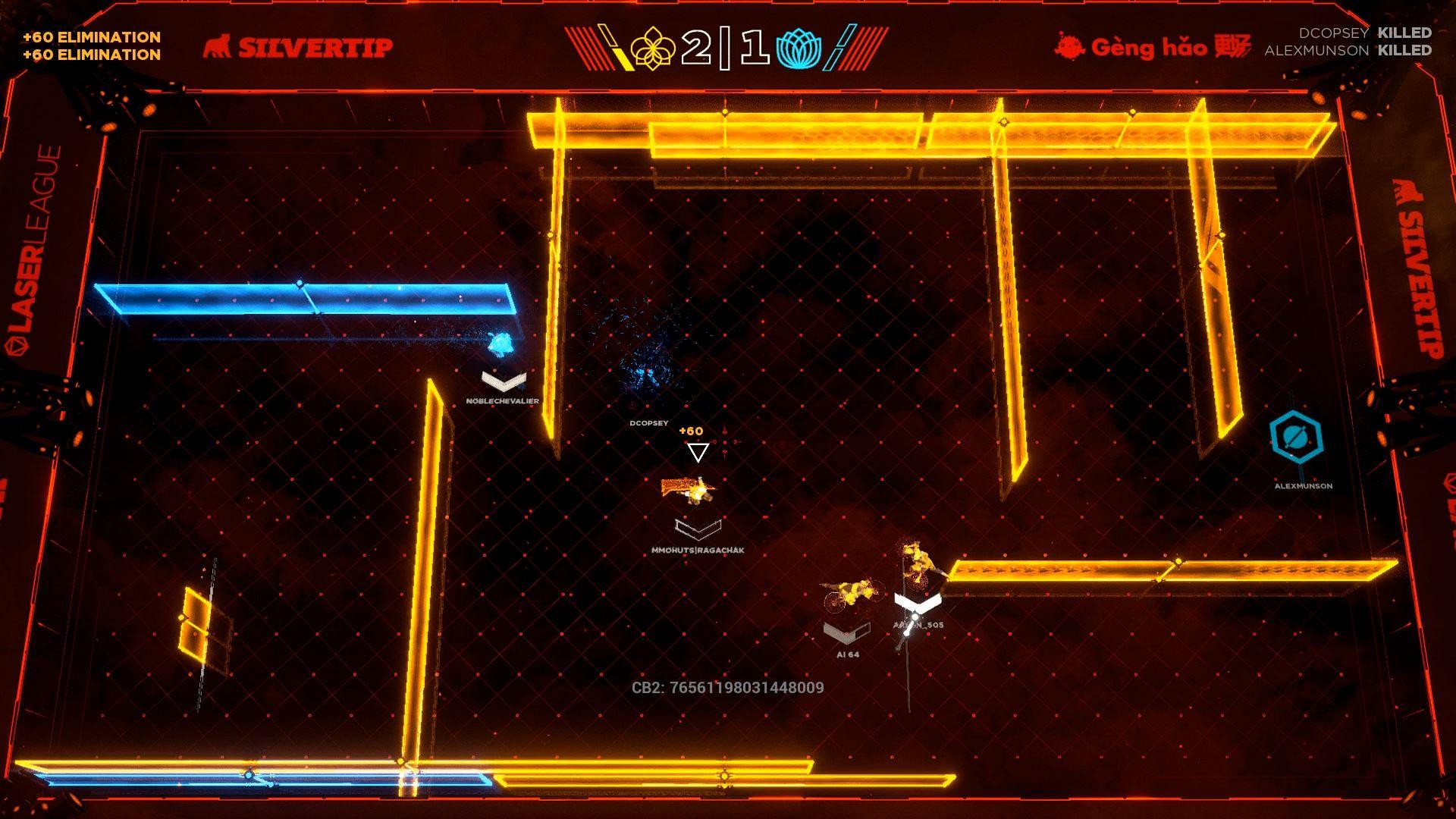 Laser League Press Preview