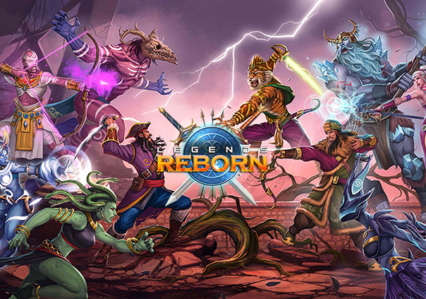 Legends Reborn Main Image