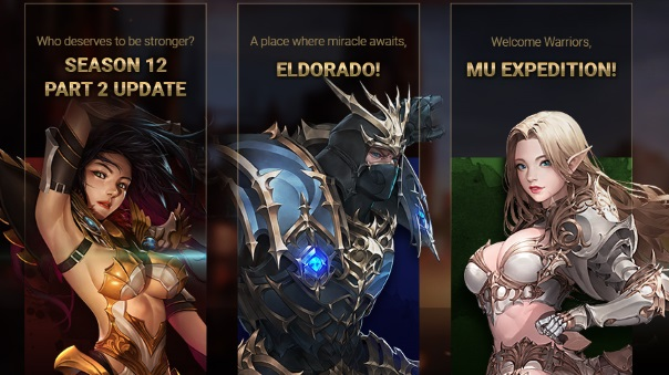 MU Online_Season 12 Part 2 and Eldorado