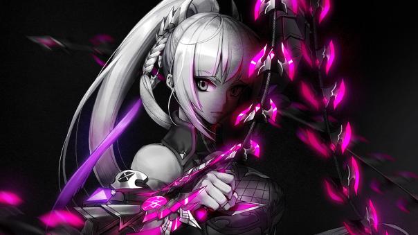 Mabinogi Chain Slash Update Header