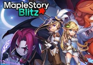 MapleStory Blitz Main Image
