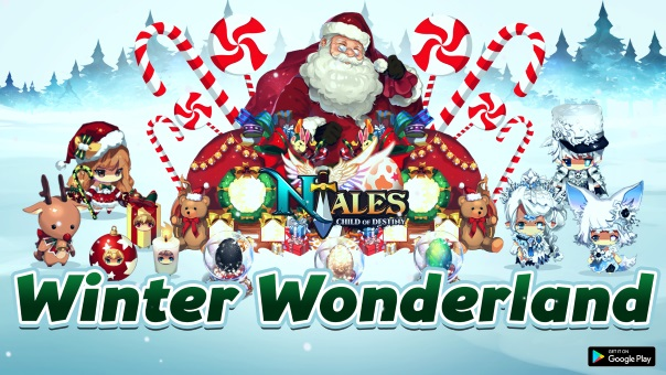 NTales Christmas Event - Image