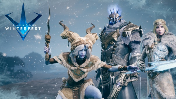 Paragon - Winterfest 2017 - Main Image