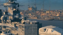 Port Hamburg - World of Warships - Thumbnail
