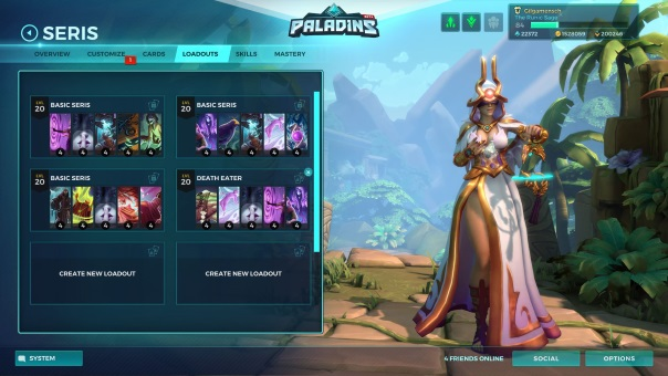 Paladins OB64 Discussion | MMOHuts