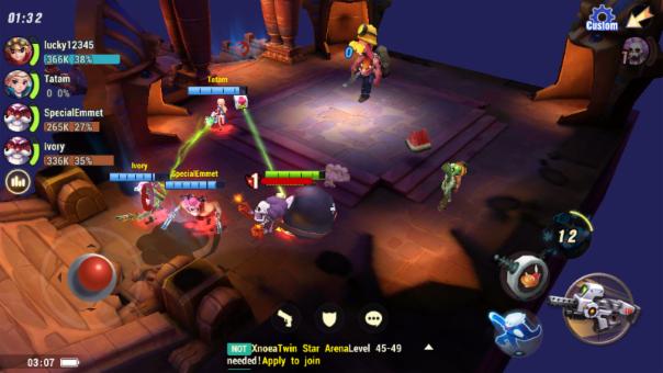 Treasure Raiders New Mode News - Image