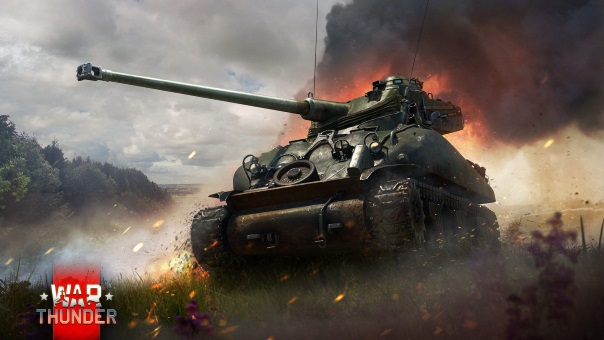 War-Thunder_M4A1_Sherman_FL10 - News Image