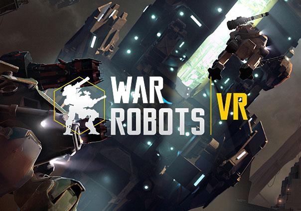 War Robots VR Main Image