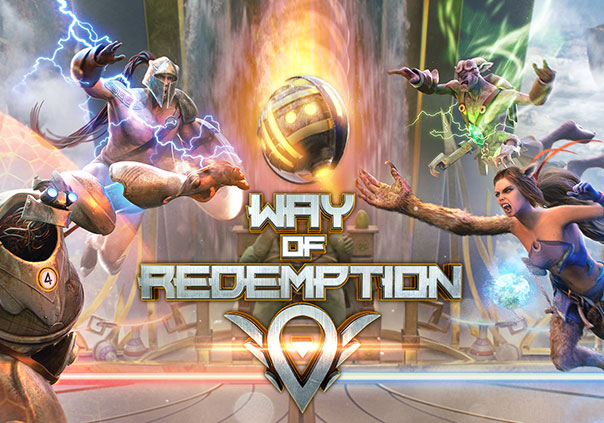 Way of Redemption Game Profile Banner
